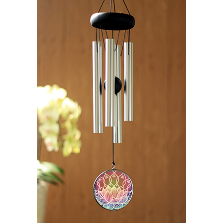 Stained Glass Chimes - GC03822LT