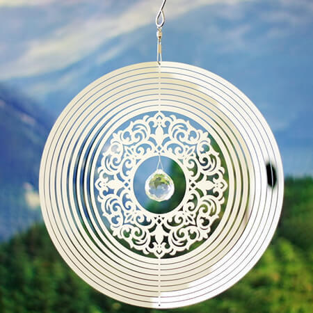 Wind Chime Spinners