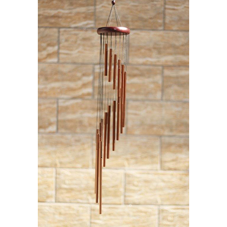 Spiral Chimes - GC01633BR